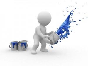 צבע, רקע, ניגודיות | שיווק באינטרנט לעסקים