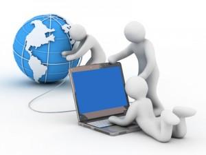 הרחבת רשת הקשרים, שיווק באינטרנט לעסקים