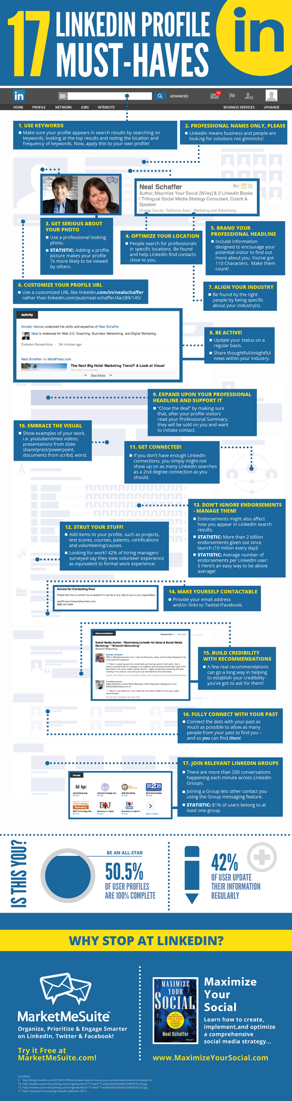 LinkedIn-Perfect-Profile-Tips-Summary-InfographicX600