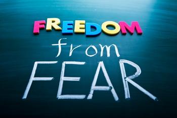 4 צעדים להתגבר על הפחד שלך